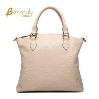 2014 women's bags one shoulder handbag cross-body classic fashion embossed