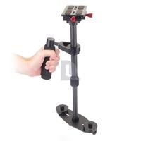New KS-K4 Mini Camera Stabilizer Handheld Steadycam Video Steadicam 3KG for Canon Nikon Sony Digital Camera DSLR Camcorder DV