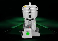 Free shipping household grinder 400ml nutmeg food mills chinese medicine electric small herbs mills powder machine