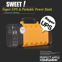 Online ups backup power supply standby power bank 220v/50hz 110v/60hz 12v 5v