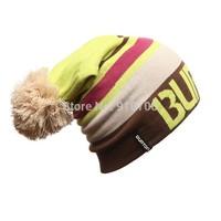 Excellent quanlity New winter cap burton snowboard Winter Ski skating lot caps & hats skullies and beanies for men& women