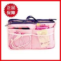 Dual Zipper Portable Multifunction Thicken Storage Bag Case Holder organizer to underwear travel storage bag set