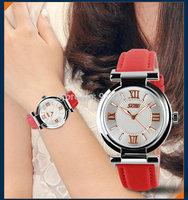Free shipping 2015 fashion casual woman watch quartz Wristwatches 5 colors