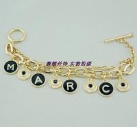 European and American fashion trendy selling MJ. Mark classic glaze Bracelet