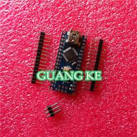 Freeshipping ! 1PCS Nano 3.0 controller compatible with arduino nano CH340 USB driver NO CABLE
