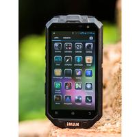 iman T3 cell phone Rugged Smartphone - Dual Core CPU, IP68 Waterproof phone, 8.0MP Rear Camera