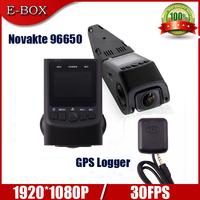 Free Shipping Novatek 96650 Car DVR Camera A118 Full HD 1080P AR0330 6G lens 170 Degree View Angle Mini Recorder Dash Cam