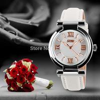 Free shipping 2015 fashion casual woman watch quartz Wristwatches 5 colors--fdd