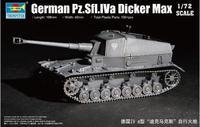 Trumpeter  07108 1/72 German Pz.Sfl.Iva Dicker Max