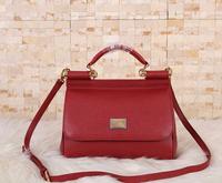 Miss Sicity Designer Genuine Leather Skin Luxury Ladies Shoulder Bags Brand Original 1:1 Elegant Women Clutch