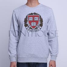 4A SHIELD DPP HARVARD UNIVERSITY exclusive selling sweater sweatshirts(China (Mainland))