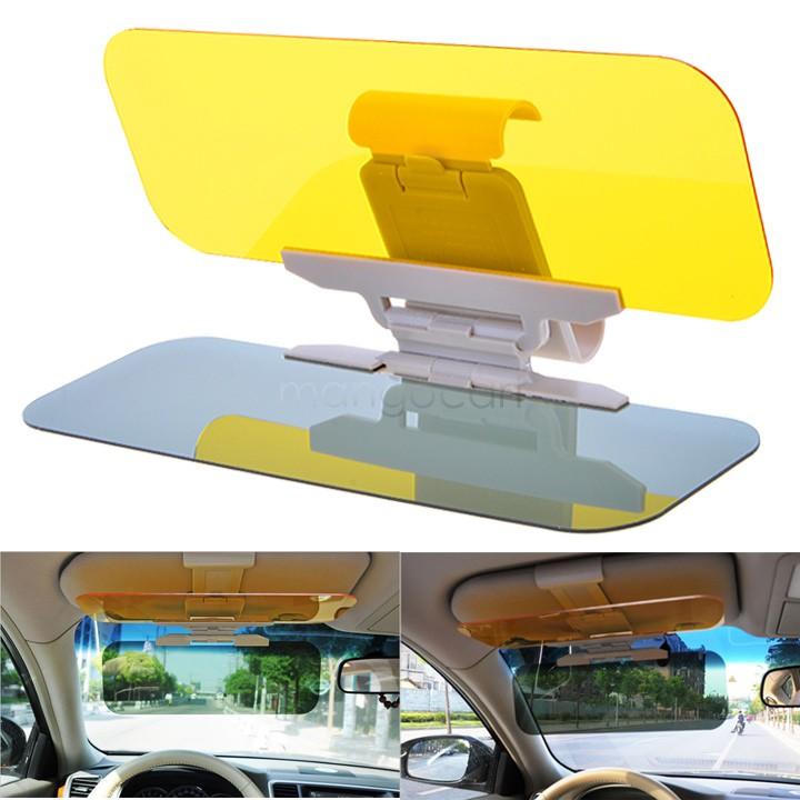 Car Sun Visor New Anti-Glare Visor Auto Car Sunshade Prevent Dazzle Multi-function Mirror for Day and Night Freeshipping 10(China (Mainland))