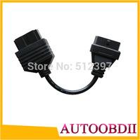 KIA 20 Pin 20Pin Male to OBD OBD2 OBDII DLC 16 Pin 16Pin Female Car Diagnostic Tool Adapter Converter Cable