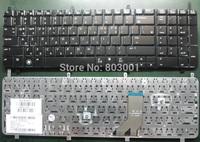 QWERTY  Hot sale laptop computer keyboard for HP Pavilion DV8 dv8-1000 dv8-1100 HDX18 X18 US+KOR Layout
