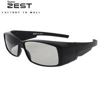 ZEST Myopia Non Myopic General Polarized 3D TV Special 3D Glasses P964