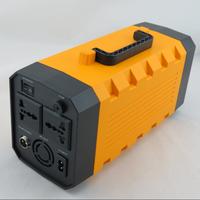 Emergency power station for fanmily and outdoor using AC 220V/110V DC 12V 5V