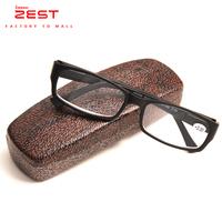 ZEST 2014 New Men Women Radiation Protection Glasses Computer Mirror Eyeglasses Frame Anti-fatigue Goggles Blue Film