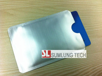 20pcs RFID Blocking Card Sleeve -- Protect your Credit Card, ID card, Debit card, door card...from scanning, secure sleeve