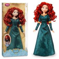 2014 dsn Store Classic Princess Merida Doll Brave Movie 12''