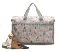 2014 woman's large capacity outdoor waterproof travel duffle handbag folding gym bag online free shipping drop shipping cheap