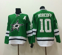 Free Shipping Cheap Discount Authentic Dallas Stars #10 Shawn Horcoff Stitched Ice Hockey Jerseys Wholesale Mixed Order