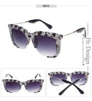 2015 Newest Fashion Sunglasses Women HOT Selling Pop Brand Sun Glasses Vintage Designer Gafas Oculos De Sol Feminino With LOGO