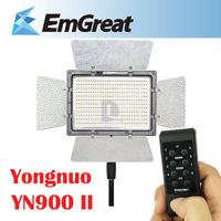 YONGNUO YN900 II High CRI 95+ Wireless 3200K-5500K LED Video Light Panel YN-900 900 Lamp Beans 7200LM 54W Led Lighting