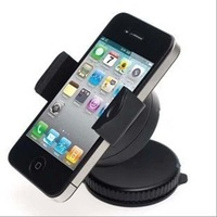 2014 NEW FASHION Car Windshield Mount Holder Bracket For iPhone 6 5 4 ect Phones Note 4 GPS