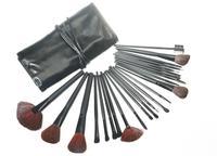 Hot Sale Professional 24pcs Makeup Brush Set Kit Makeup Brushes & tools Make up Brushes Set Case