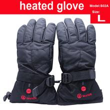 Спаситель зима с подогревом перчатка для велосипедов, Верховая езда, Для рыбалки, Гольф, Для охоты, Лыжи, На открытом воздухе спортивные, 3 уровней управление