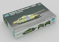 Trumpeter  07106 1/72 British Challenger I MBT(NATO Version)