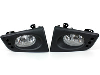 High Quality Auto Fog Lamp For Honda Fit / jazz G Type 2008-2010 (Rhd) With Frame ,Switch ,Cable /Free Shipping
