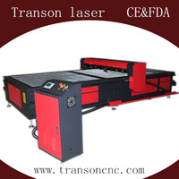 Free sea shipping TS1621 CE approved laser cutting machine