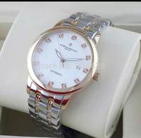 2014 New Fashion Men's Mechanical Hand Wind Round Wristwatches