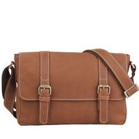 Guaranteed 100% genuine leather men bags Crazy Horse Leather Men's Briefcase Laptop Hand men Messenger Bag men's bags NEW 2015