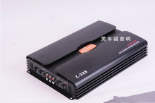 CsPAI C-328 high power 3200w car audio 4channel car door speaker amplifier four channel digital amplifier(China (Mainland))