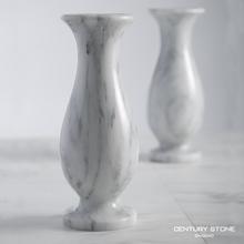 natural oriental vaso de mármore branco(China (Mainland))