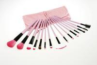 Newest 15pcs/set Professional Makeup Brush Set kit Makeup Brushes & tools Free Shipping
