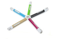 5 colors Extendable Handheld Monopod Bluetooth remote control handset Stainless steel rods Vera Self Timer for iphone Samsung