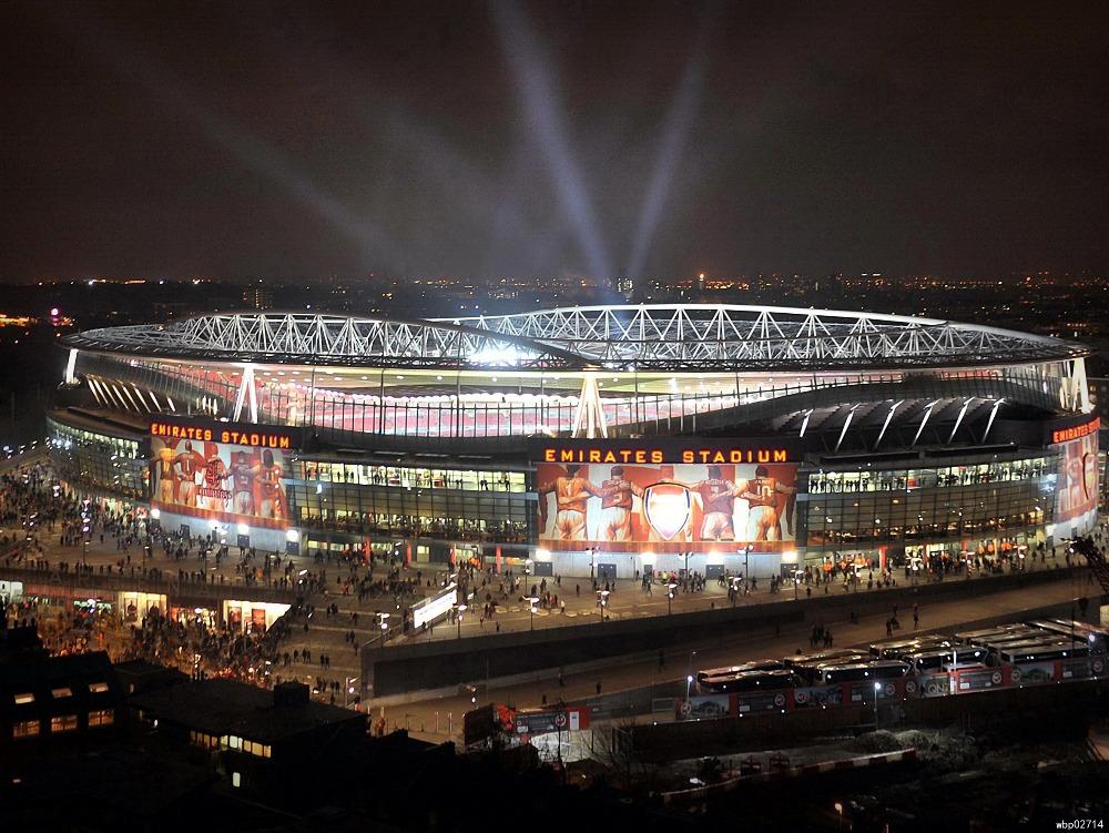 Emirates Stadium Poster Westbay Poster Emirates Stadium Arsenal Football Sport Wbp02714