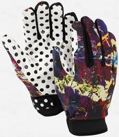 No.250101 Burton Men & Women Snowboard Gloves Camouflage Design Ski Gloves For Snowboard Winter Mittens For Cycling Size:S M L