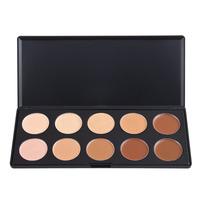 10 Color Concealer Face Care Brand Base Primer Makeup Foundation Concealer Contour Palette Professional Make Up Bronzers