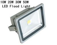 5pcs/lot Landscape Lighting RGB LED street Lamp 85-265V 10W 20W 30W 50W  IP65 LED Flood Light Outdoor Lighting  Free Shipping