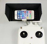 FPV Cellphone Monitor Sunshade Hood for Dji Phantom 2 Vision,Phantom 2 Vision+,Phantom FC40