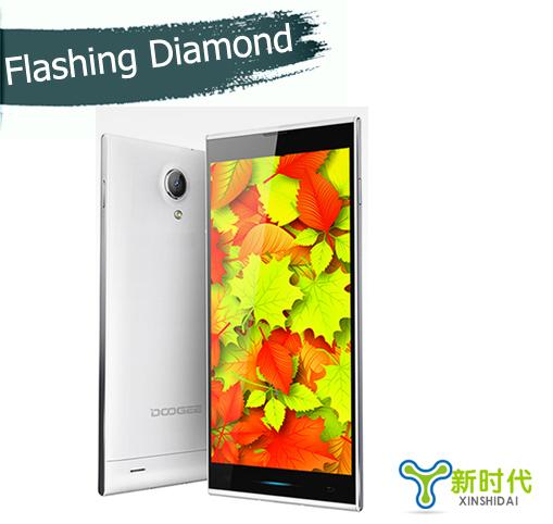 XINSHIDAI Android phone 1080P Diamond Screen Protector For Doogee DAGGER DG550 5 5 inch Octa Core