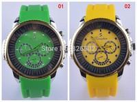 New fashion sports unisex quartz watch Men Women Boy Girl Kid clock Silicone wristwatch