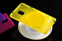 200pcs/lot Free Shipping 10 Colors Matting Plastic back case cover For Samsung Galaxy note4 N9100 hard case for note 4