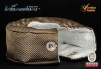 T4 GT45 Titanium Turbo Blanket heat shield barrier 1,800 degree temp rating Car turbo cloth