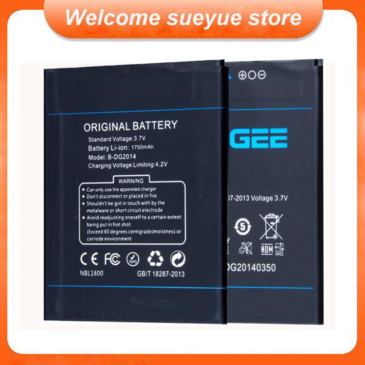 Батарея для мобильных телефонов DOOGEE DGSmartphone 1750mAh DOOGEE Turbo DG2014 For DOOGEE DG2014 doogee turbo 5 5 купить в украине