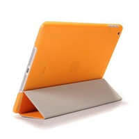 New Ultrathin Transparent Clear Leather Case for Ipad Mini 1/ 2 Retina / 3 Luxury Stand Slim Cover ,free shipping